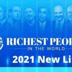 Top 10 richest person in the world 2021